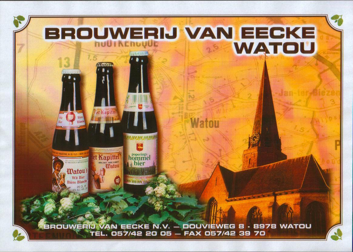 Van Eecke Brewery